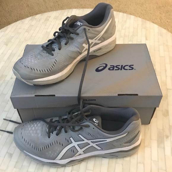 asics gel kayano 23 mens running shoes